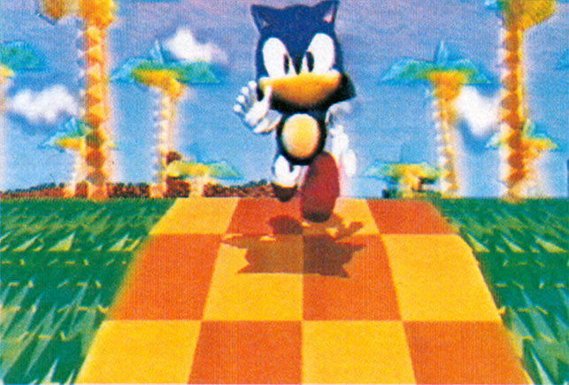 Yuji Naka Sonic Interview - February 1995 - Mega Drive Shock